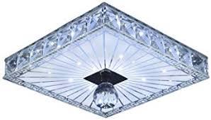 <b>Modern</b> 18cm 12w <b>LED</b> Crystal Ceiling <b>Lights</b> Chandeliers <b>Aisle</b> ...
