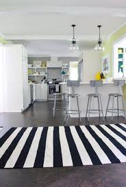 and now for a kitchen rug fashion show young house love and now for a kitchen rug fashion show young house love images of black and white black white rug home