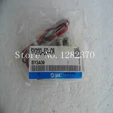 [SA] <b>New Japan</b> genuine <b>original SMC</b> solenoid valve SY3120-5G ...