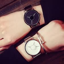 <b>New fashion</b> women quartz creative <b>watch simple</b> unique students ...