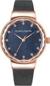 <b>Часы Romanson</b> (Романсон) купить в Москве, каталог, цены на ...
