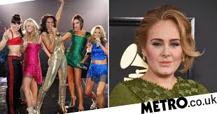 Mel C jokes <b>Spice Girls</b> don't want to be upstaged by Adele | Metro ...