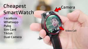 <b>Kospet</b> Vision Smartwatch - 1.6', 4G-LTE, 800mAh, Dual Camera ...