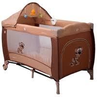 <b>Манеж</b>-<b>кровать Coto Baby</b> Samba Lux — Манежи — купить по ...