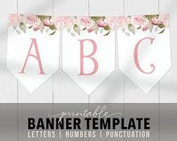 <b>Banner letters</b>   Etsy