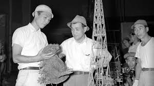 Image result for images of eiji tsuburaya