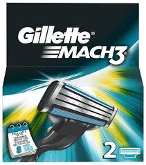 <b>Сменные кассеты</b> Gillette Mach3 — купить по выгодной цене на ...