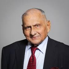 Amir Bhatia, Baron Bhatia