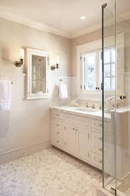 ideas bathroom tile color cream neutral: cream and white cream and white bathroom color scheme