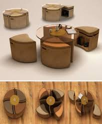 small space multi function furniture the windwheel modern cado modern furniture 101 multi function modern