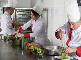 how to change careers in the hospitality industry hospitality group of young beautiful professional chefs portrait in industri
