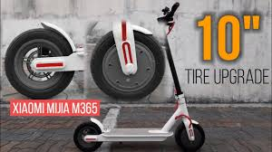 <b>Xiaomi Mijia</b> M365 <b>10</b> inch tire upgrade | Best upgrade for Mijia ...