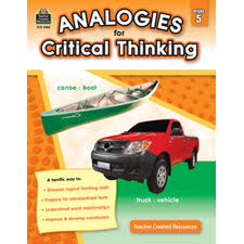 Critical Thinking  Test taking Practice for Math Grade     TCR         Critical Thinking for Children Video Series