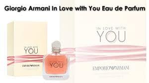 <b>Giorgio Armani In Love</b> with You Eau de Parfum Damen Parfüm Duft ...