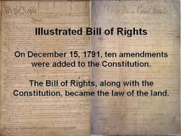 Illustrated Bill of Rights - Constitutional Rights Foundation