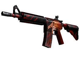 M4A4 | <b>Howl</b> (Factory New) - <b>Counter-Strike: Global Offensive</b> (CS ...