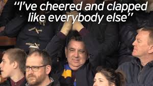 amazing moment britain s first double hand transplant patient is video thumbnail double hand transplant patient claps the leeds rhinos onto pitch