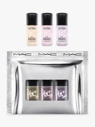 <b>MAC Shiny Pretty</b> Things Fix+ Party Pack at John Lewis & Partners