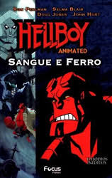 Hellboy Animated Sangue E Ferro Online Dublado