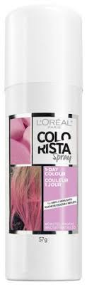 <b>L'Oréal</b> Paris <b>Colorista</b> One-Day Colour <b>Spray</b> Pastel Pink | Walmart ...