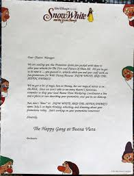 filmic light snow white archive re release promotional letters 1993 re release promotional letters
