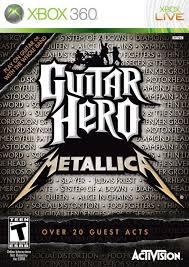 Guitar Hero Metallica RGH Xbox 360 Español Mega Xbox Ps3 Pc Xbox360 Wii Nintendo Mac Linux