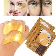 Buy 1/2/5/<b>10pcs</b> Smoothing Moisture Collagen <b>Crystal</b> Eye Masks ...