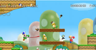 Nintendo Announces Co-Op <b>Super Mario</b> Bros. for Wii | WIRED