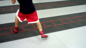 boxing how to improve lateral movement using ladders boxing how to improve lateral movement using ladders