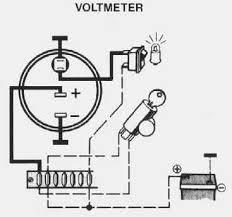 vdo performance instruments voltmeter