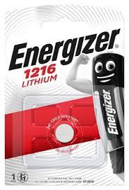 Купить <b>Батарейка ENERGIZER Lithium CR1216</b> BL1 в Москве ...