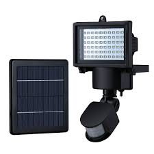 litom super bright 60 led waterproof solar powered security lights with motion sensor for outdoor garden yard walmartcom bright outdoor lighting