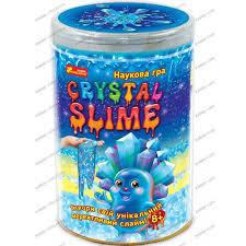 "Научная игра ""<b>Слайм Cristal Slime</b>. <b>Crystal</b> (Кристалик)"" 12132037У"