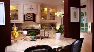 Decor For Kitchen Counters Painting Kitchen Countertops Pictures Ideas From Hgtv Hgtv