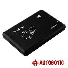 <b>USB RFID</b> Smart ID Card Reader EM4001 <b>EM4100</b> (<b>125Khz</b>)