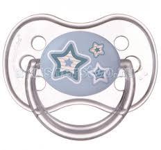 <b>Пустышка Canpol</b> круглая силиконовая 0-6 <b>Newborn</b> baby ...