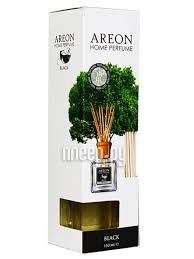 <b>Благовоние Areon Home</b> Perfume Sticks Black 150ml 704-HPS-08 ...