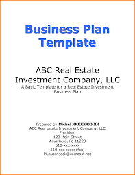 title page of business plan quote templates related for 6 title page of business plan