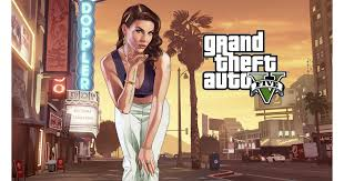 Grand Theft Auto V - PS4 Games | PlayStation®