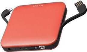 <b>Внешний аккумулятор Xiaomi SOLOVE</b> 10000mAh (A2-PRO ...
