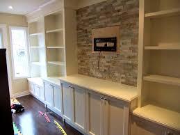 built wall units cabinet