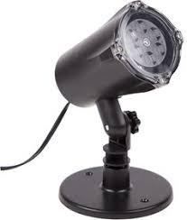 601-263, <b>LED проектор</b>, <b>белые</b> снежинки, 220В | купить в розницу ...