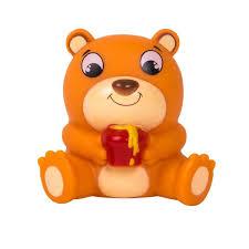 Игрушка для <b>ванной Happy Snail</b> Медвежонок Берни купить в ...
