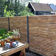 <b>Bamboo</b> Fence Panel Giant <b>180</b> x <b>180</b> cm in 2020 | Backyard fence ...