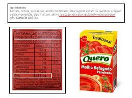 Resultado de imagem para embalagem molho de tomate