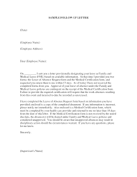 sample letter for family leave request cover letter job sample letter for family leave request sample leave letter sample letters letter template medical follow up
