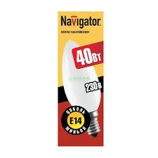 <b>Лампа светодиодная Navigator</b> шарик цветной <b>1Вт</b> цоколь E27 ...