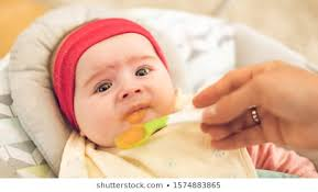 <b>Baby Spoon Happy</b> Images, Stock Photos & Vectors | Shutterstock