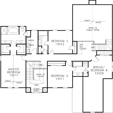 Plan No  House Plans by WestHomePlanners comSECOND Plan