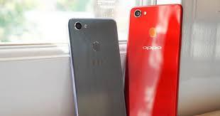 Oppo F7 chính thức ra mắt tại Việt Nam: màn hình tai thỏ, camera ...